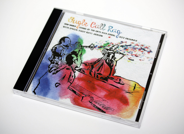 Buggle Call Rag CD Cover