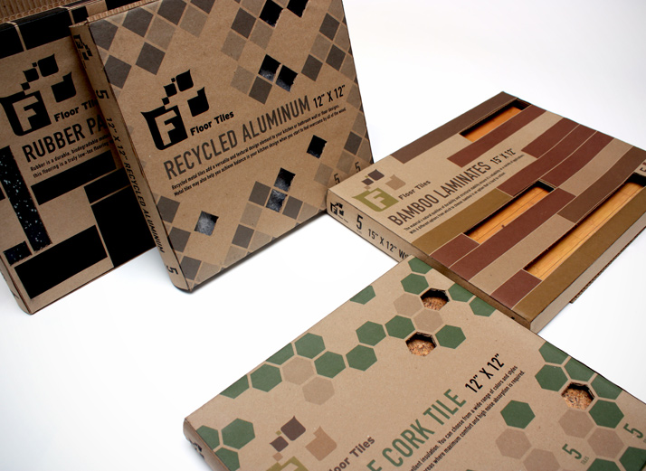 Floor Tiles Packaging Project