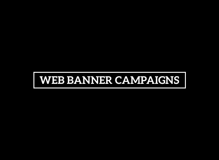 Web Banner Campaigns